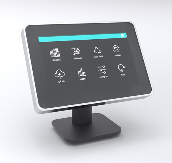 Bluetooth Touch Screen Controller By Boost Electronic Design